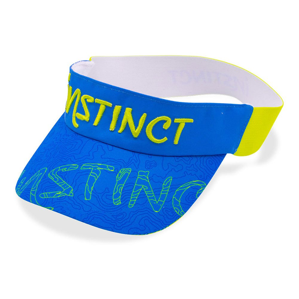 Instinct Trail Visor One Size Blue