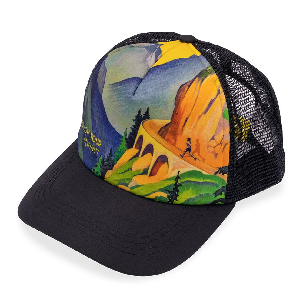 Instinct Trail Roger One Size Black / Orange