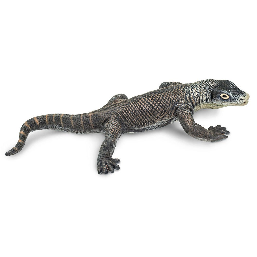 Safari Ltd Komodo Dragon From 3 Years Dark Grey