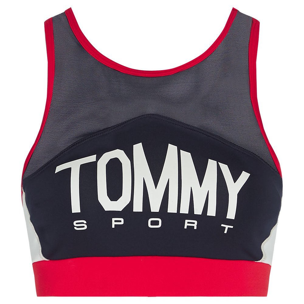 Tommy Hilfiger Sportswear Removable Cups Maintien Normal L Desert Sky