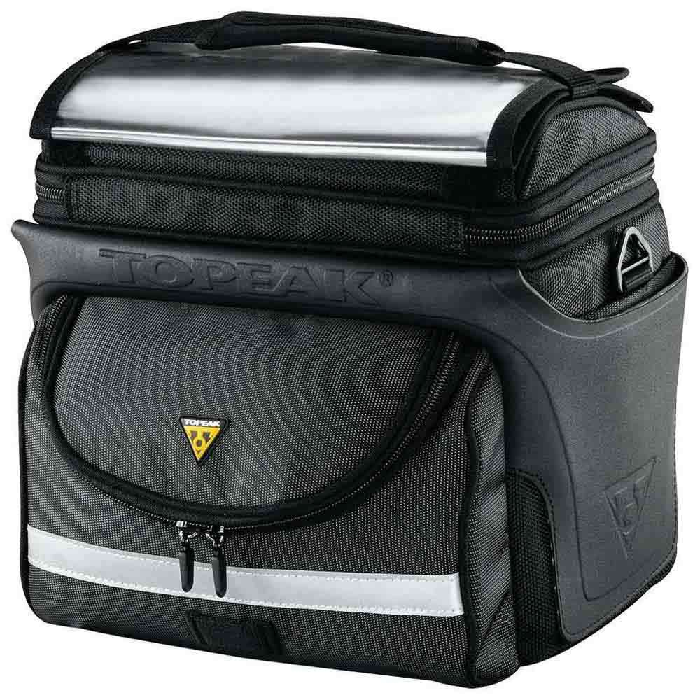 Topeak Tourguide Dx 7.7l One Size Black