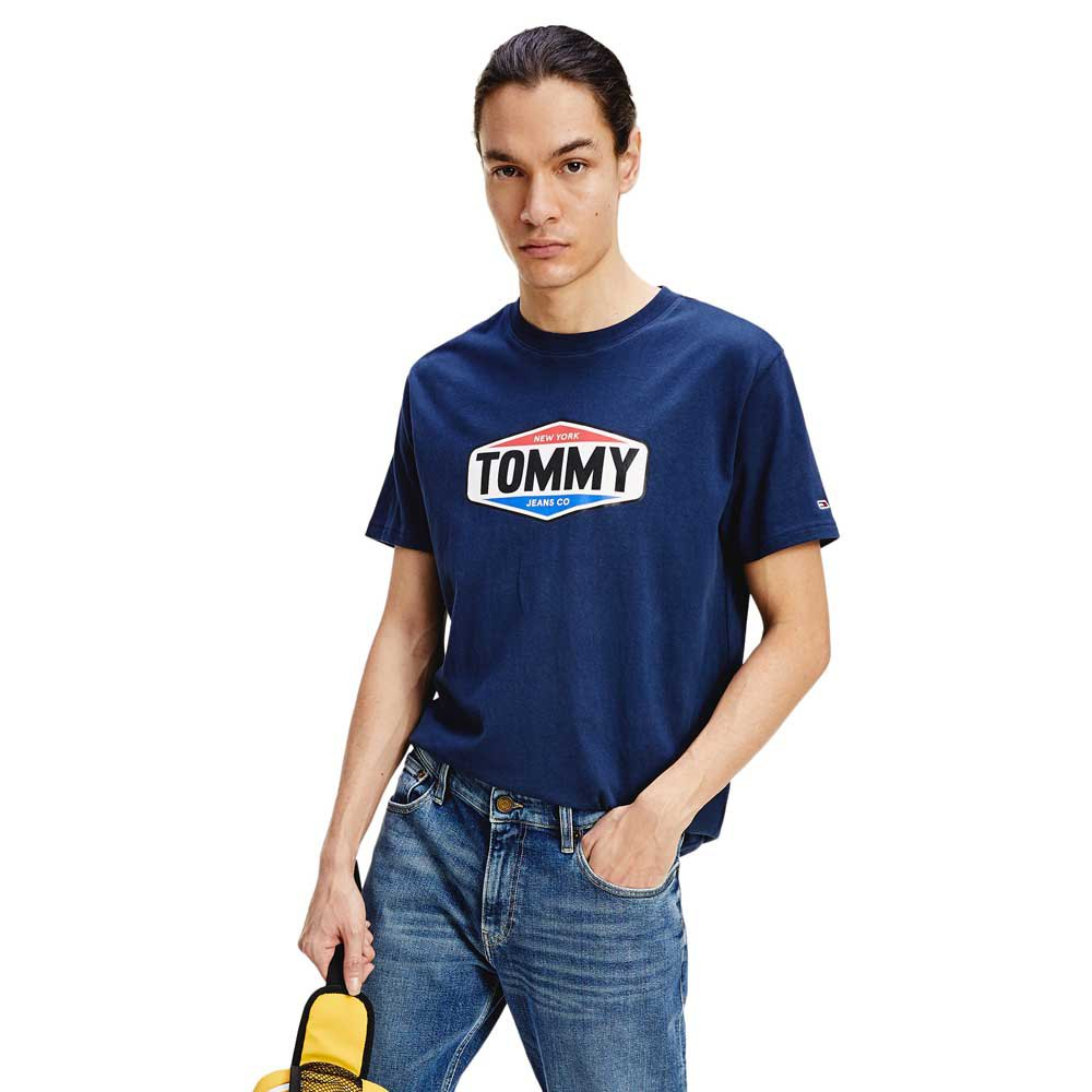 Tommy Jeans Printed Logo M Twilight Navy