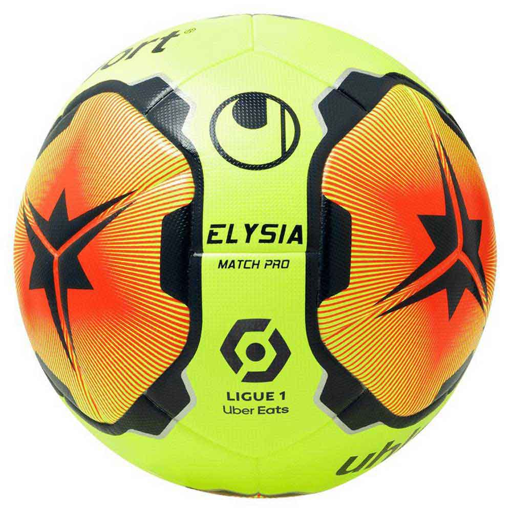 Uhlsport Elysia Match Pro 5 Fluo Yellow / Fluo Red / Navy