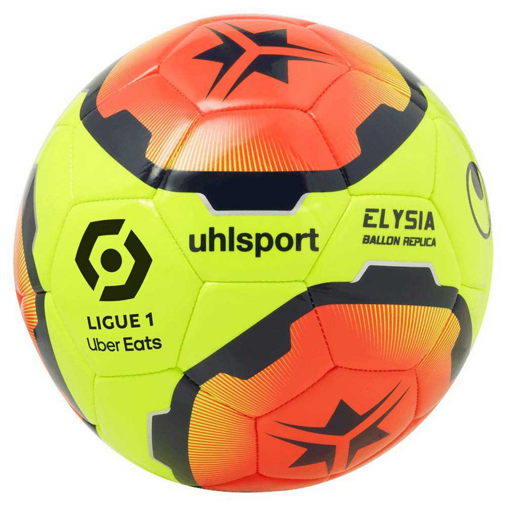 Uhlsport Elysia Replica 5 Fluo Yellow / Fluo Red / Navy