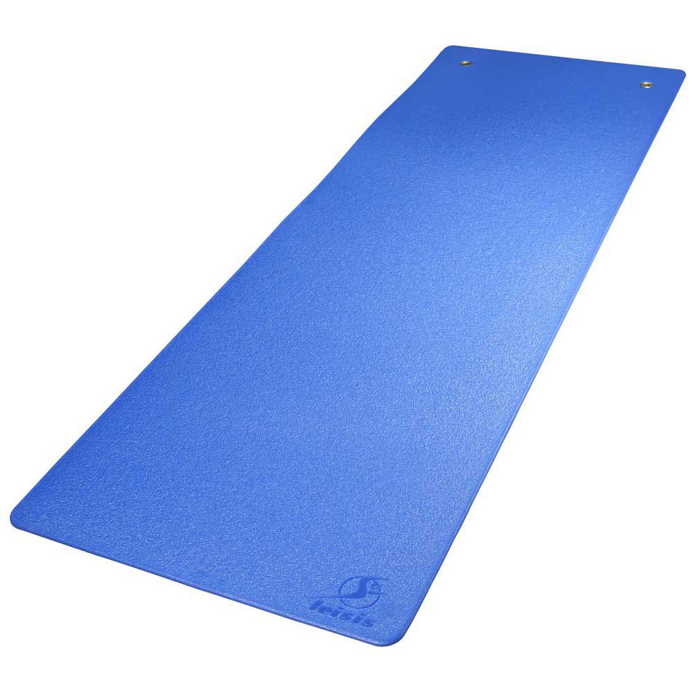 Leisis Thermo-formed Pilates Mat One Size Blue