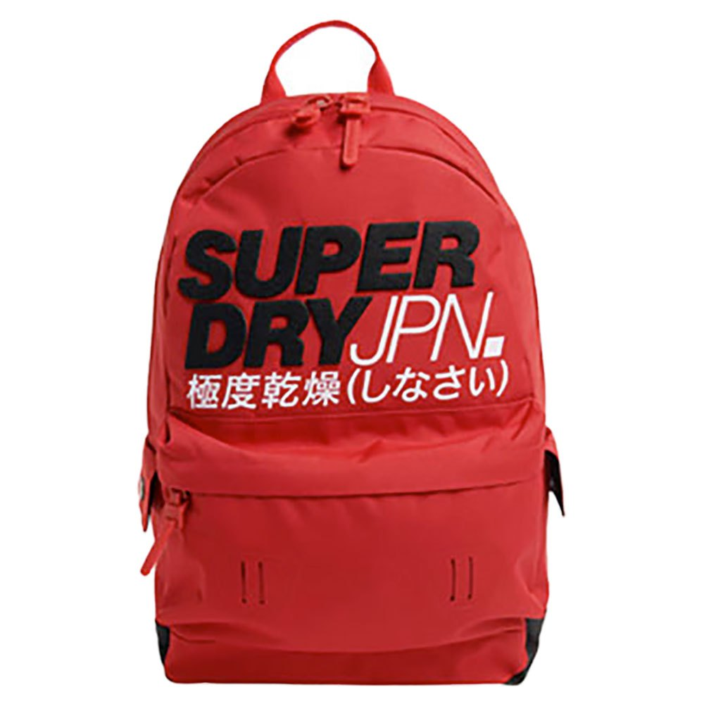 Superdry Montauk Montana One Size Red