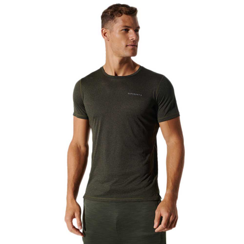Superdry Active S Army Khaki