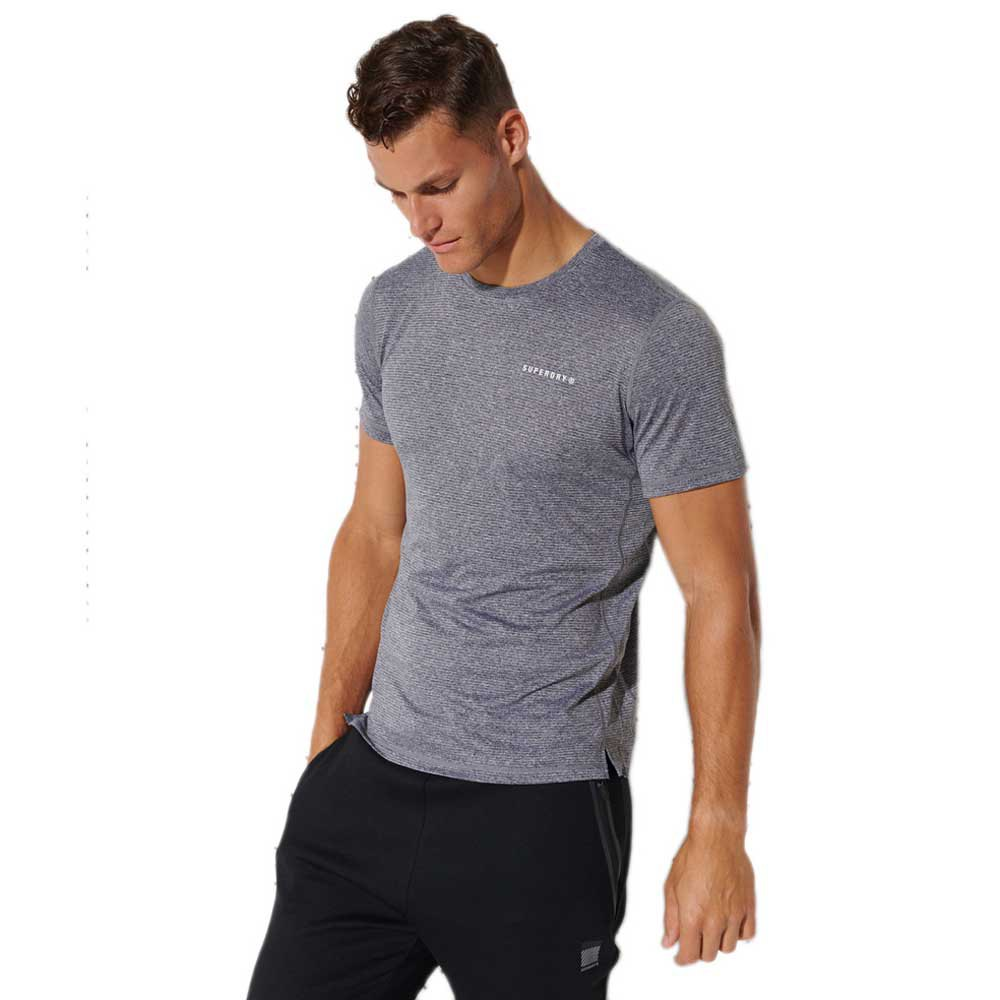 Superdry Active XL Slate Stripe