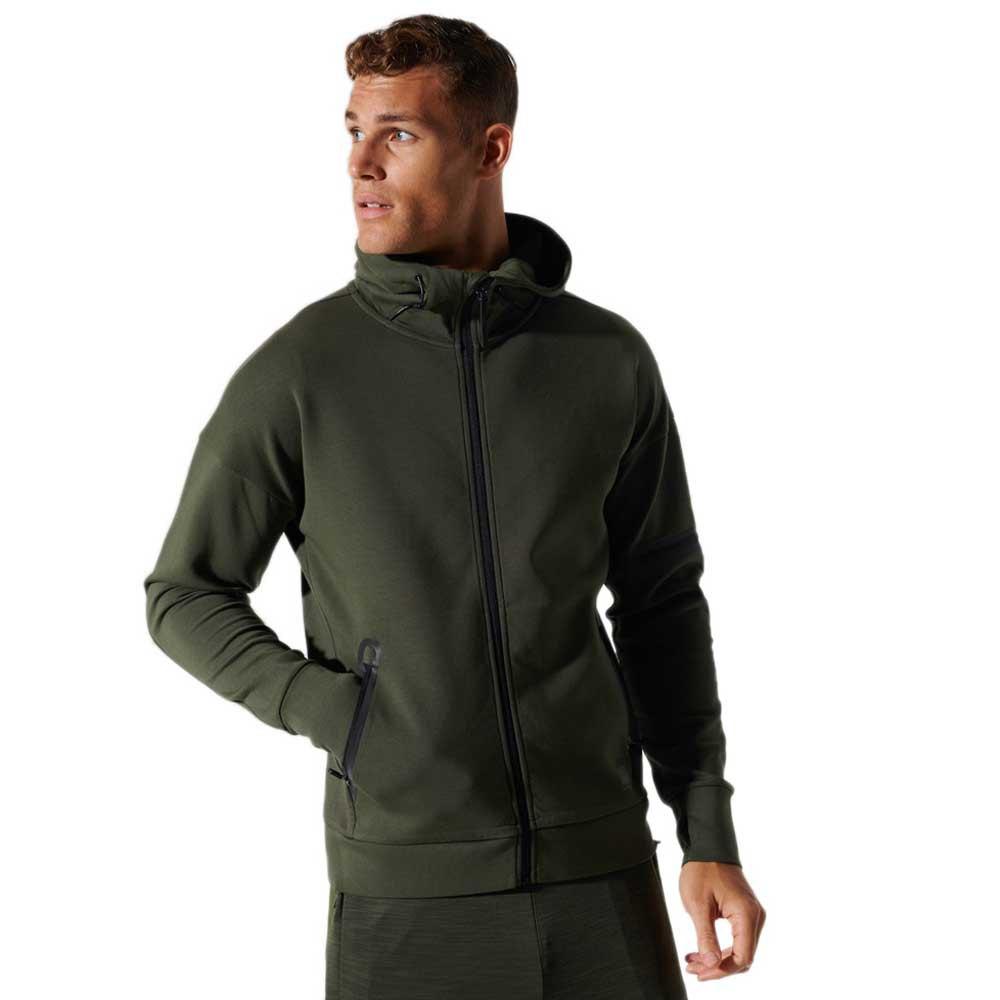 Superdry Gymtech L Army Khaki