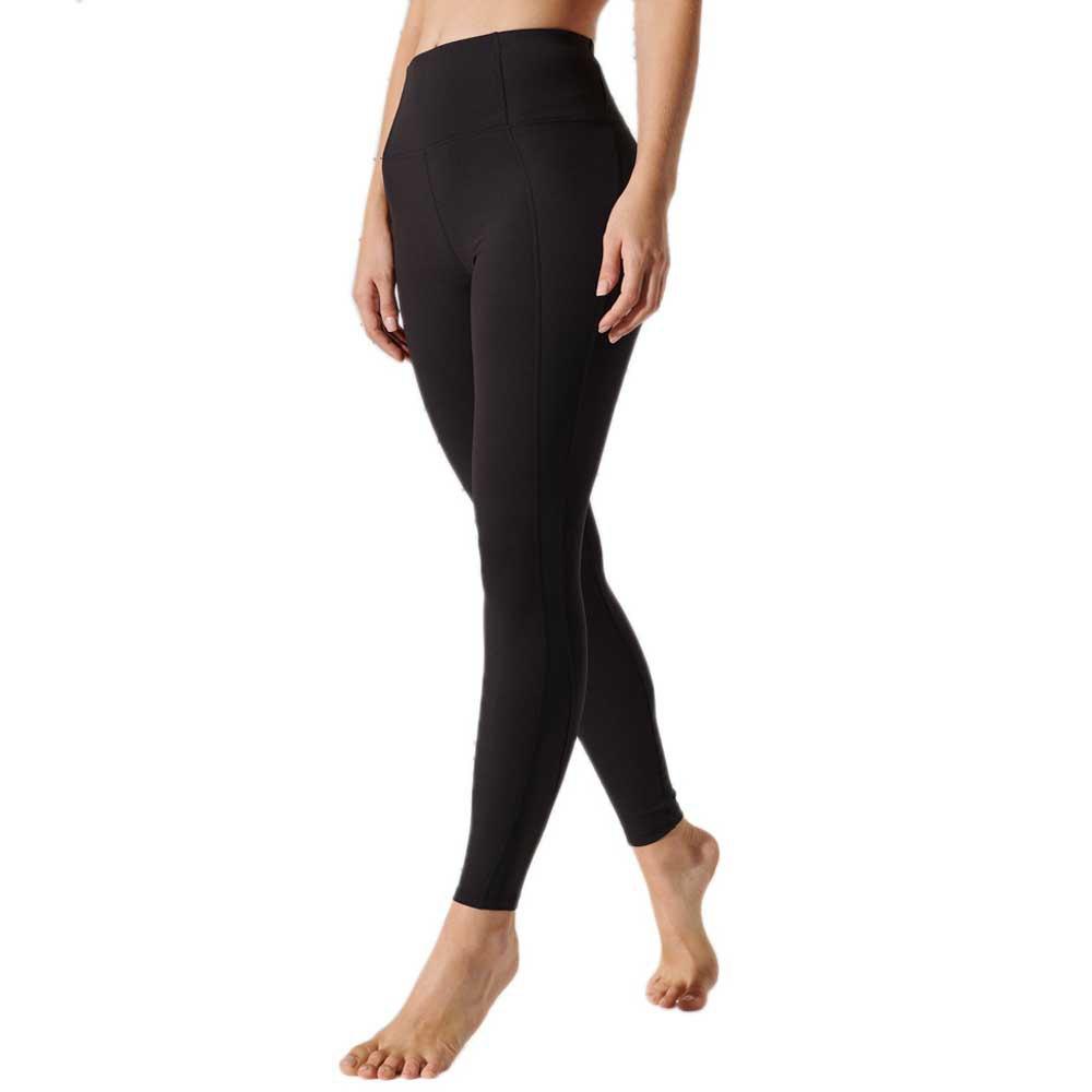 Superdry Legging Flex Taille Haute S Black
