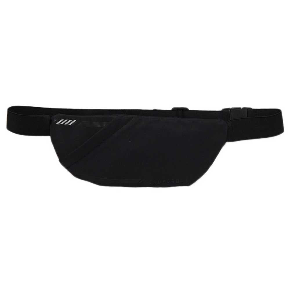 Superdry Unisex Run Belt One Size Black