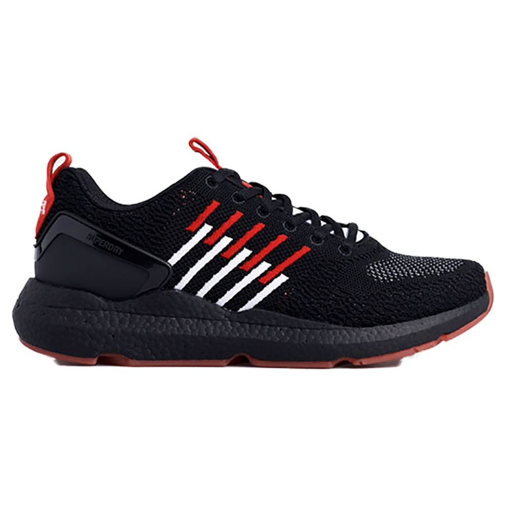 Superdry Agile Low EU 38 Black