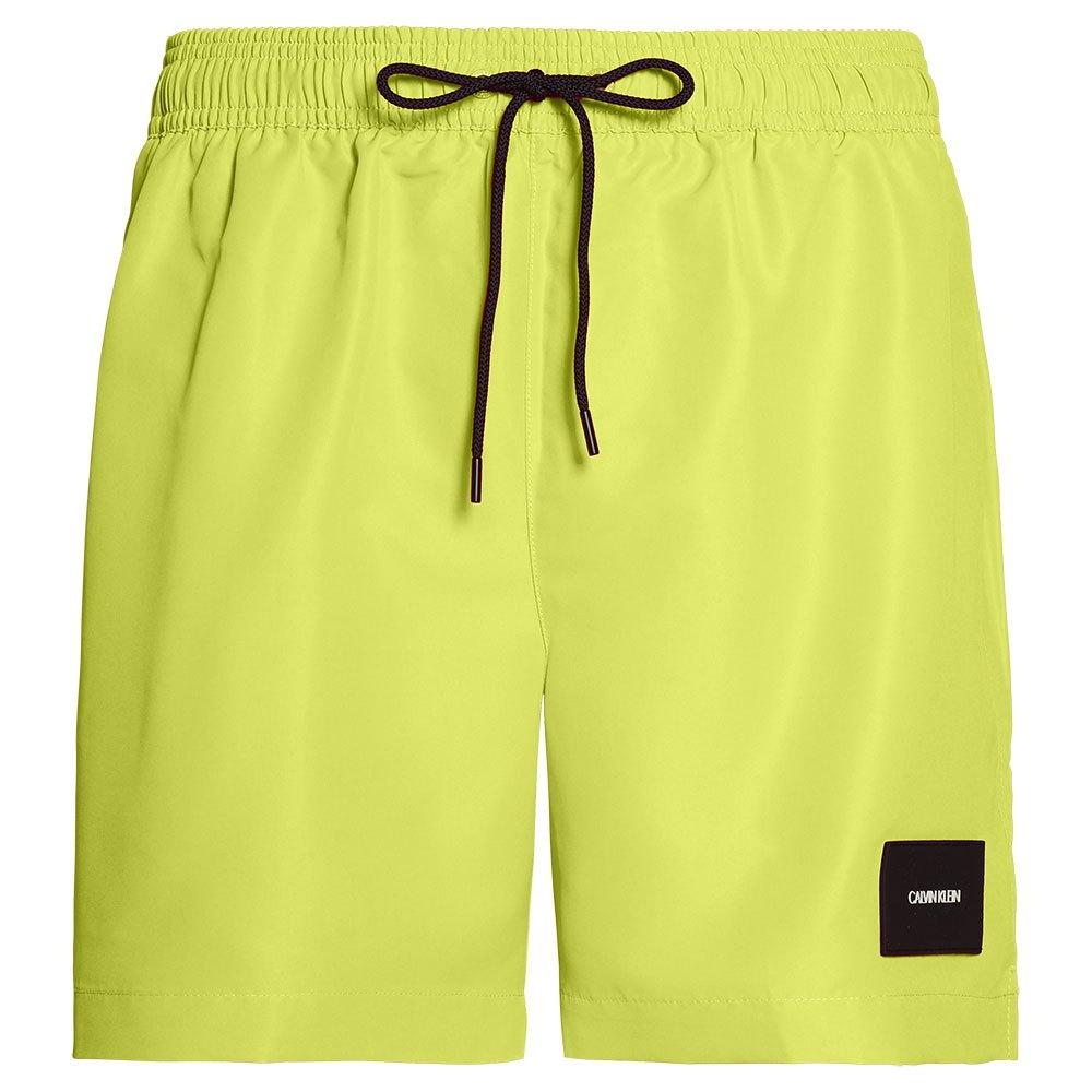 Calvin Klein Underwear Core Solids Medium Drawstring S Safety Yellow