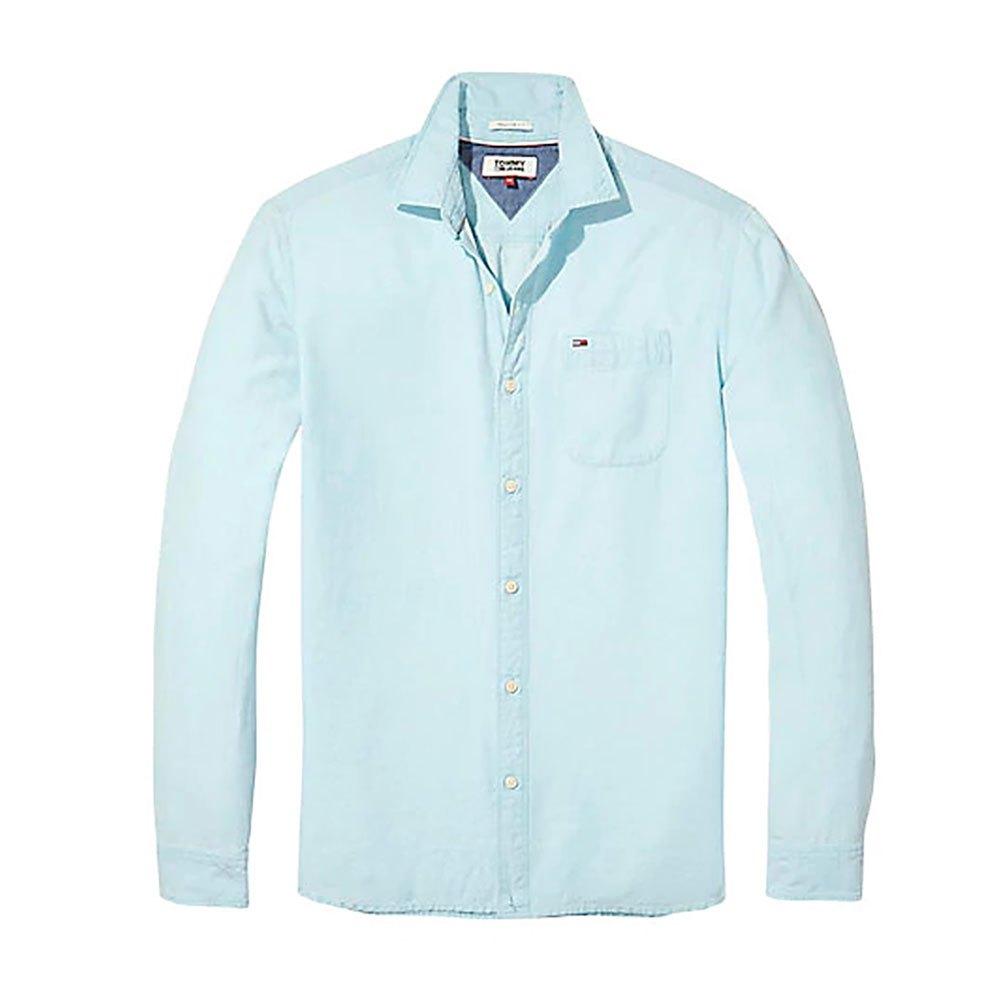 Tommy Hilfiger Shirt Ls S Maui Blue