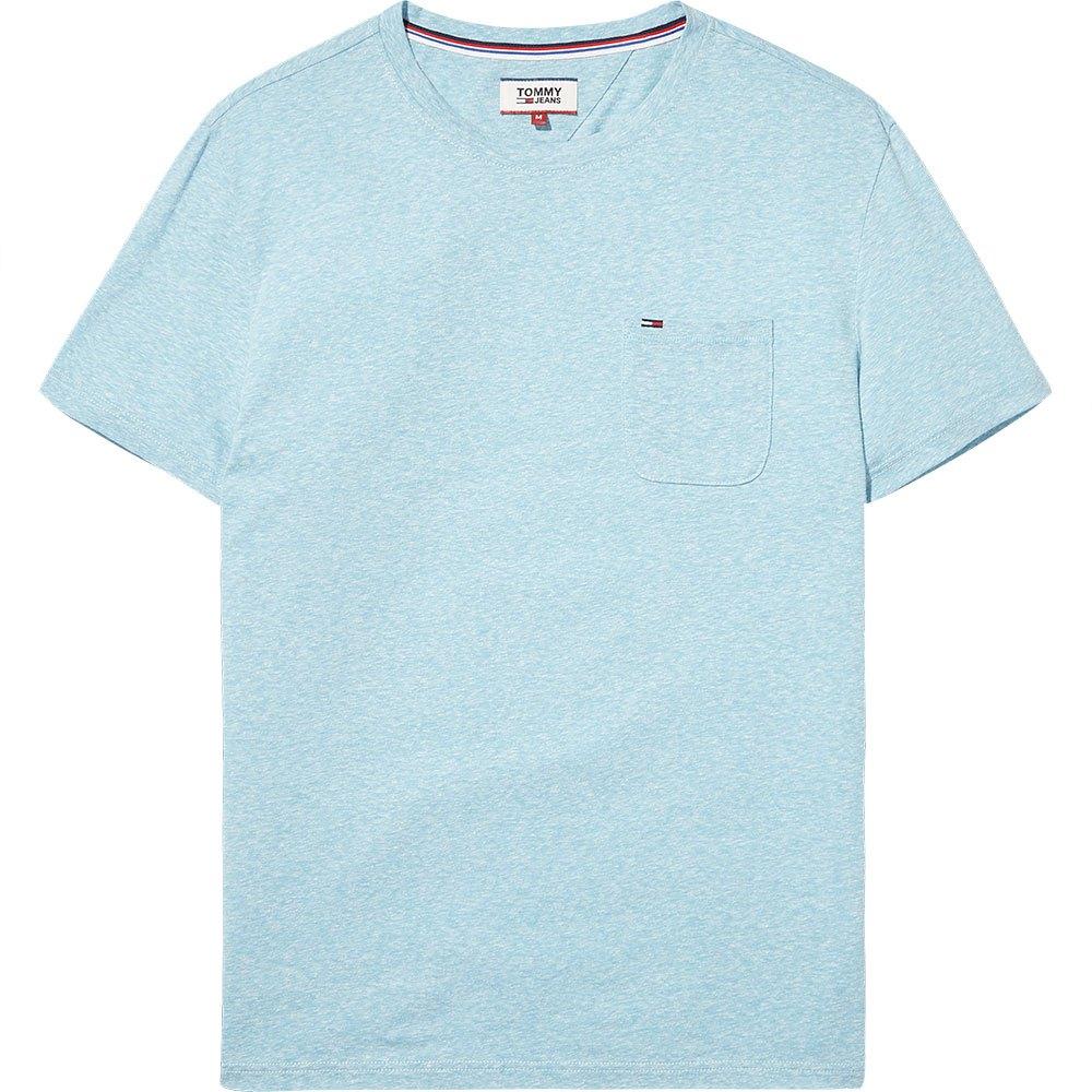 Tommy Hilfiger T-shirt S/s S Maui Blue