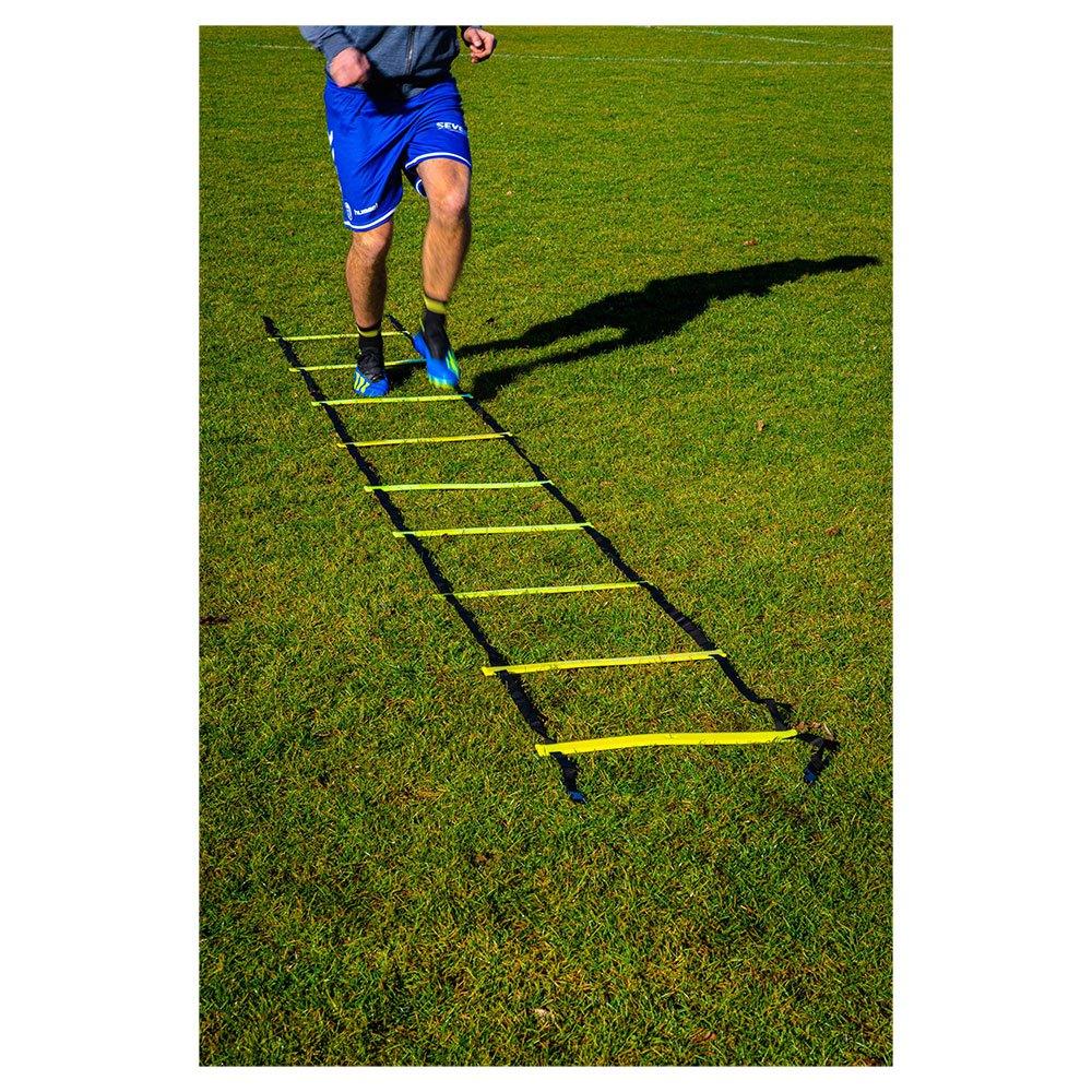 Powershot Agility Ladder 4 m Yellow