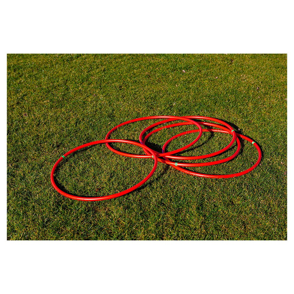 Powershot 5 Exercise Rounds Hoops 60 cm Orange