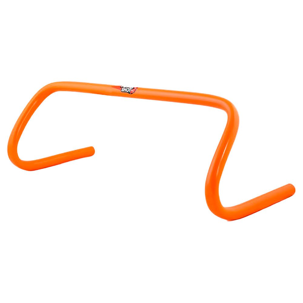 Powershot Training Hurdle 5 Units 45 cm Green Fluo
