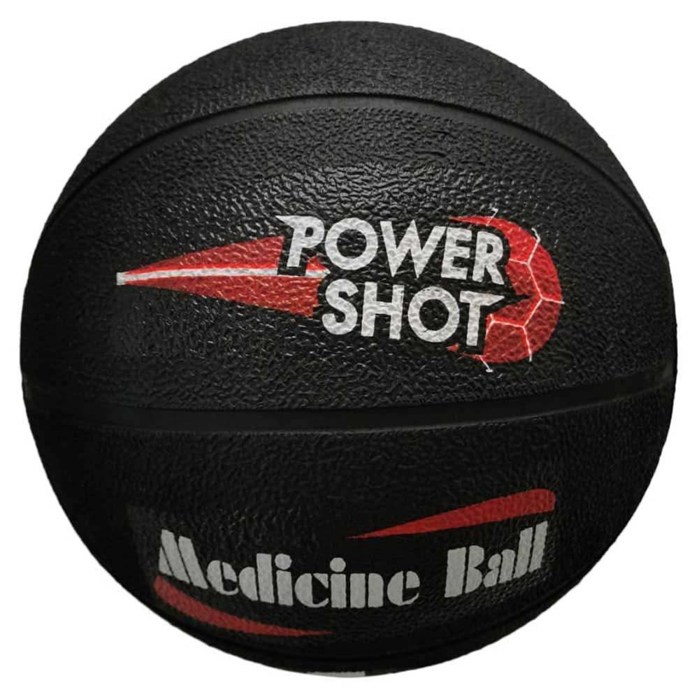 Powershot Medicine Ball 4kg 4 Kg Black