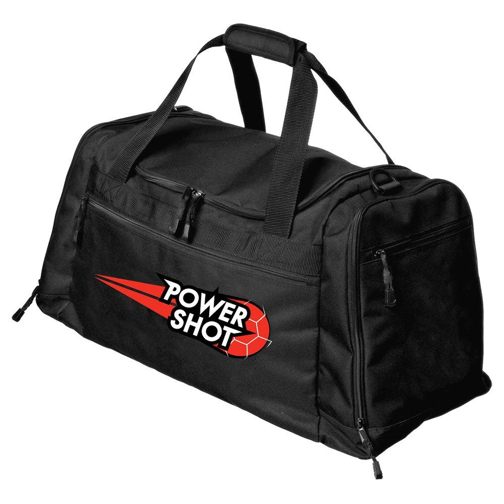 Powershot Sports Logo One Size Black