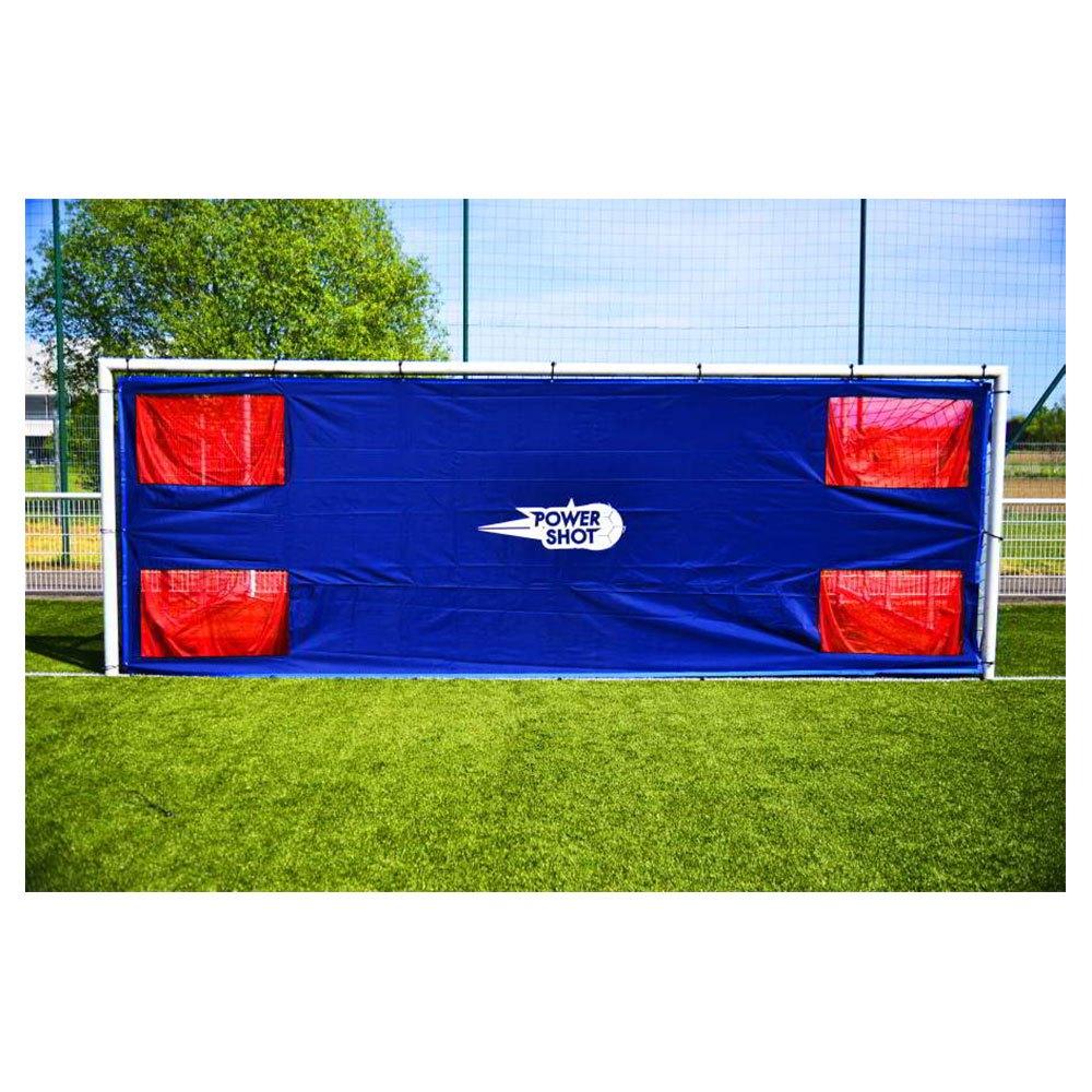 Powershot Tir À La Cible 600 x 210 cm Blue / Red