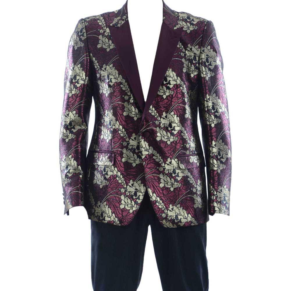 Dolce & Gabbana 732187/blazer 46 Dark Purple