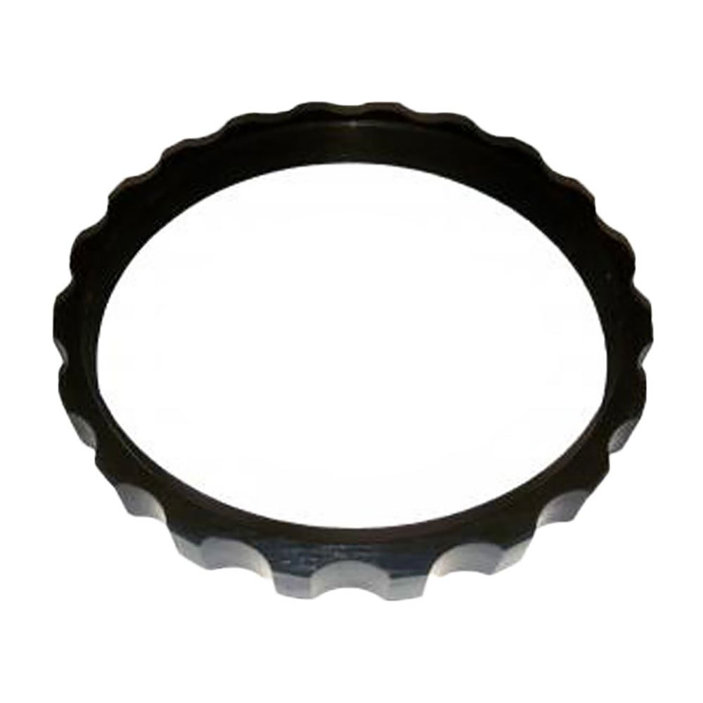 10bar 67 Mm To 67 Mm Dual Female Adapter One Size Black