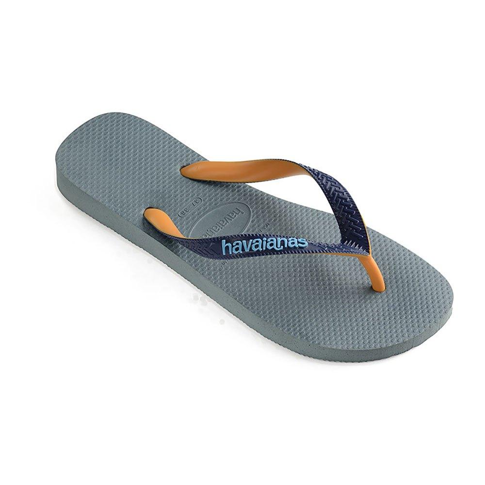 Havaianas Top Mix EU 37-38 Silver Blue