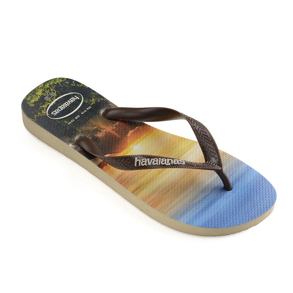 Havaianas Hype EU 45-46 Sand Grey
