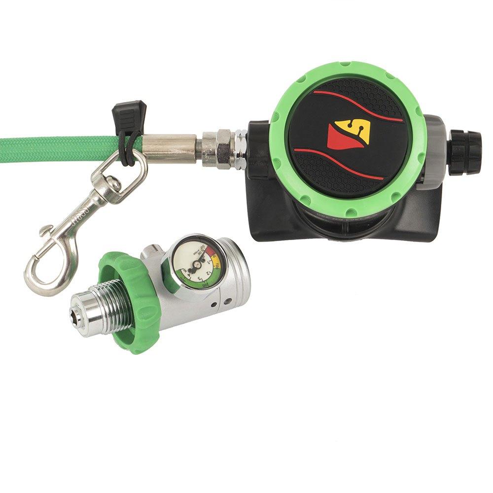 Dive Rite 1 2 Oxygen Atemregler Set Atemreglersets 1 2 Oxygen Atemregler Set
