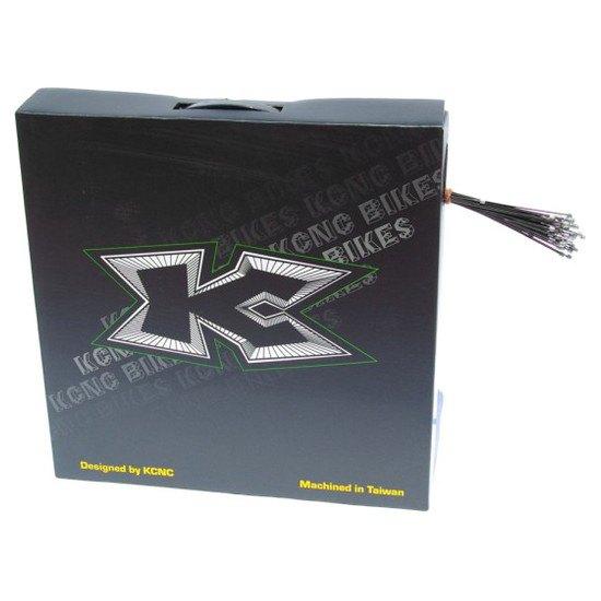 Cables Derailleur Wire Nano Teflon 50 Units