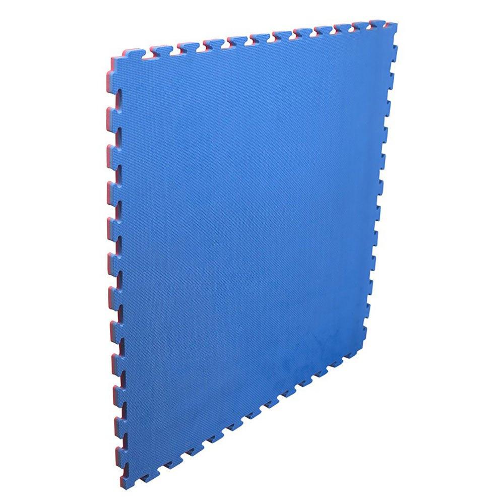 Softee Tatami Piece 4cm 100 x 100 x 4 cm Red