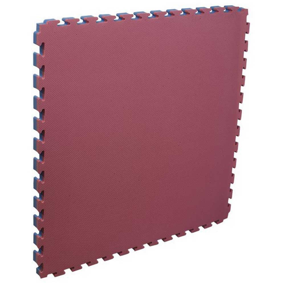 Softee Tatami Piece 2.0 4cm 100 x 100 x 4 cm Red / Blue