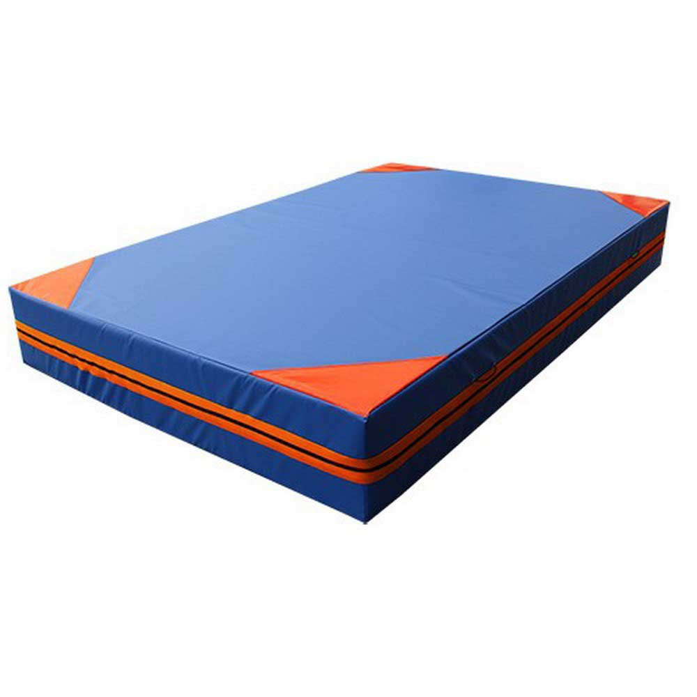 Softee Reinforced Fireproof Cover Landing Area 300 x 200 x 30 cm Blue / Orange