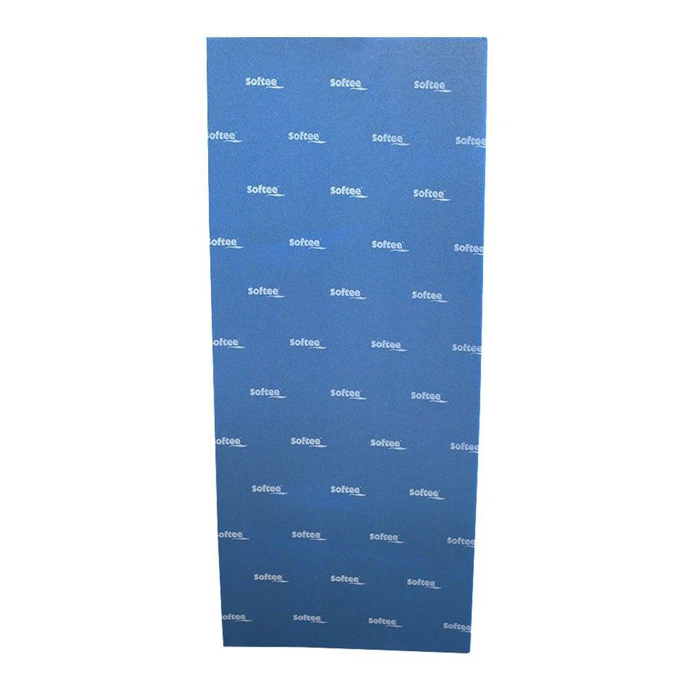 Softee Aérobie 1.4 Cm 120 x 50 x 1.4 cm Blue