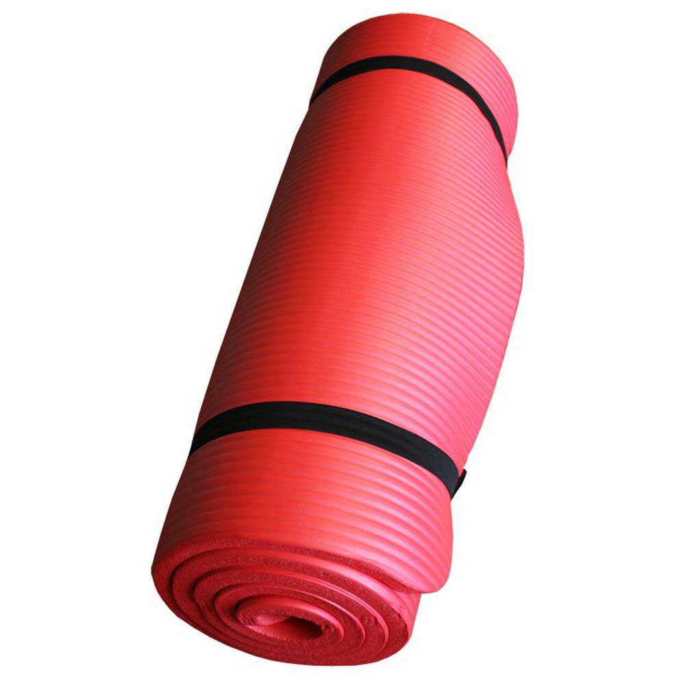 Softee Matrixcell Gym Mat 1.5 Cm 120 x 60 x 1.5 cm Red