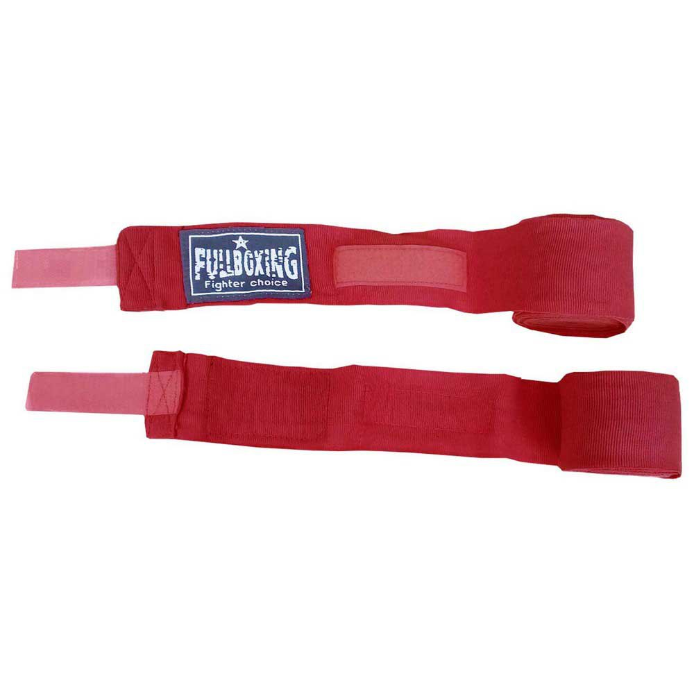 Softee Fullboxing Band 300 cm Red