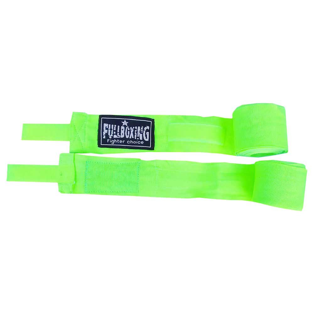 Softee Fullboxing Band 300 cm Green