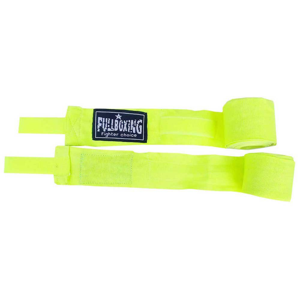 Softee Fullboxing Band 300 cm Fluor Yellow
