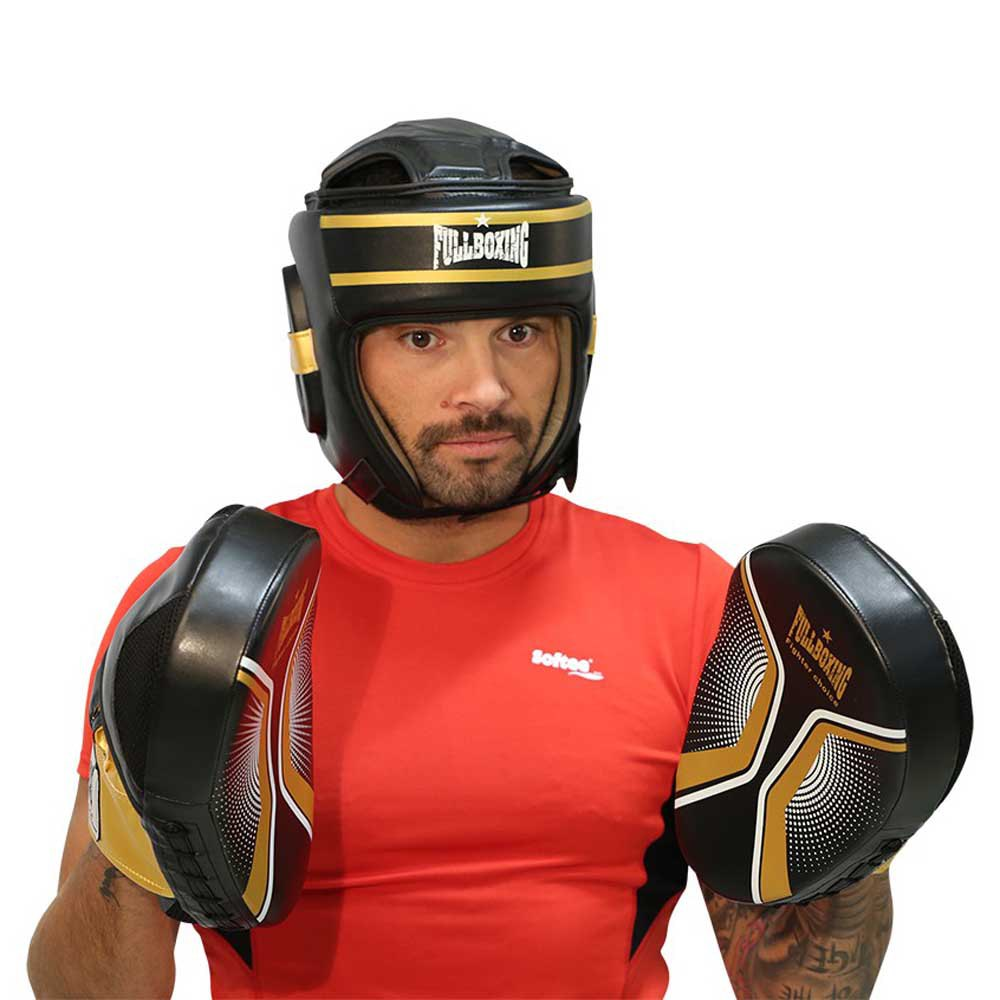 Softee Casque Shell One Size Black / Gold