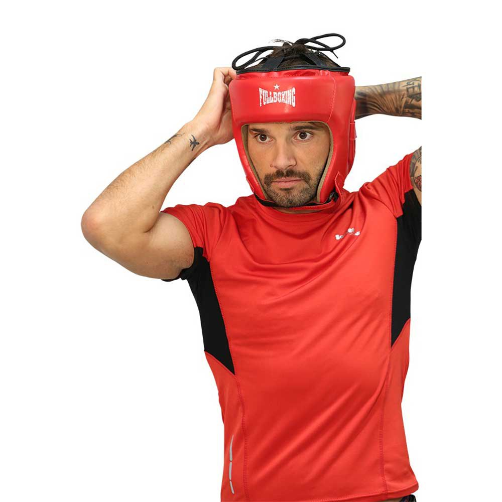 Softee Casque Protect One Size Red