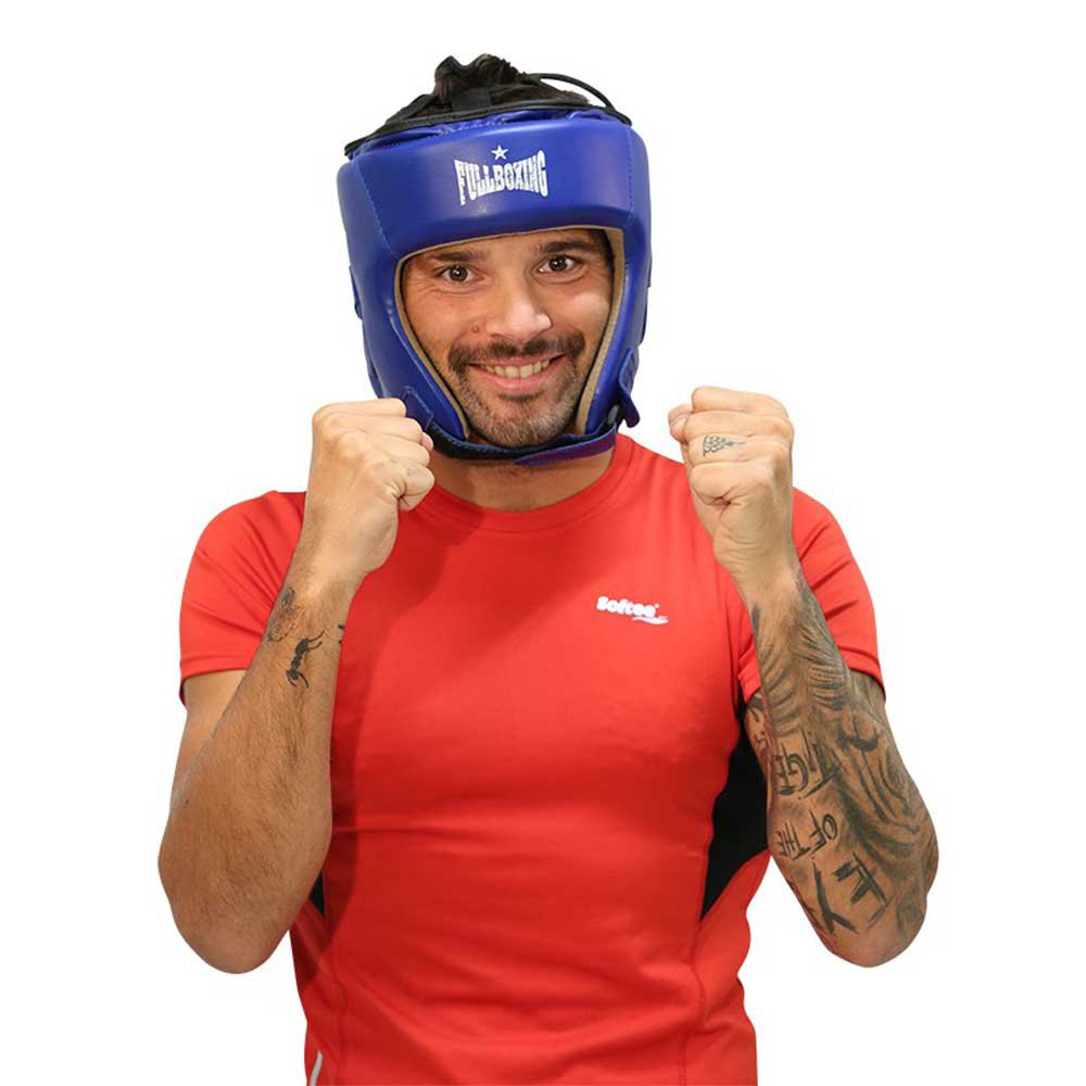 Softee Casque Protect One Size Blue