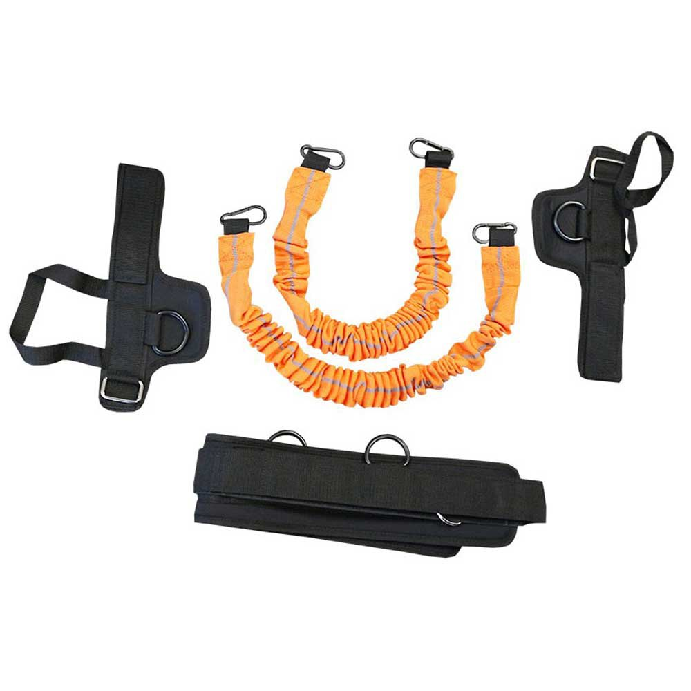 Softee Jumping Trainer One Size Orange