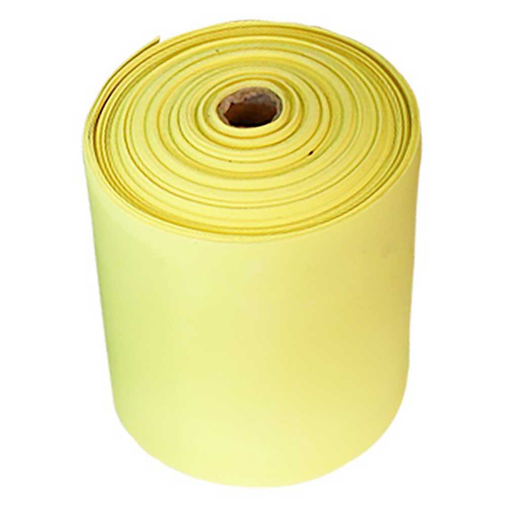 Softee Resistance Rubber Fitness Band Strong 25 M 15 x 250 cm Yellow