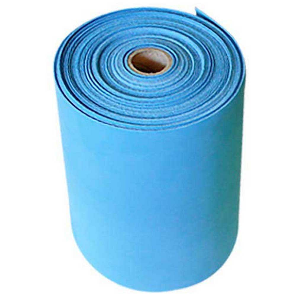 Softee Resistance Rubber Fitness Band Extra-strong 20 M 15 x 200 cm Blue