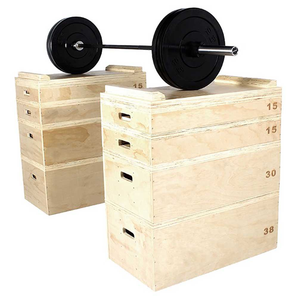 Softee Jerk Boxes One Size Wood