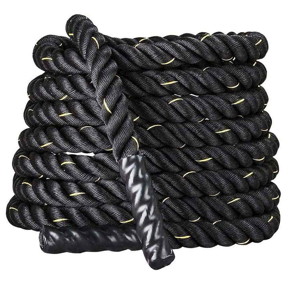 Softee Functional Battle Rope 15 m Black