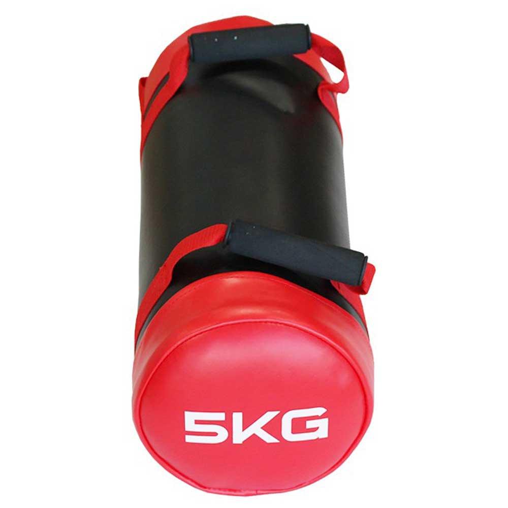 Softee Funcional Training Bag 5 Kg 5 kg Black / Red