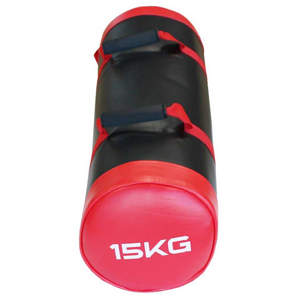 Softee Funcional Training Bag 15 Kg 15 kg Black / Red