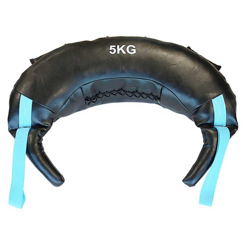 Softee Bulgaro Training Bag 5 Kg 5 kg Black / Blue